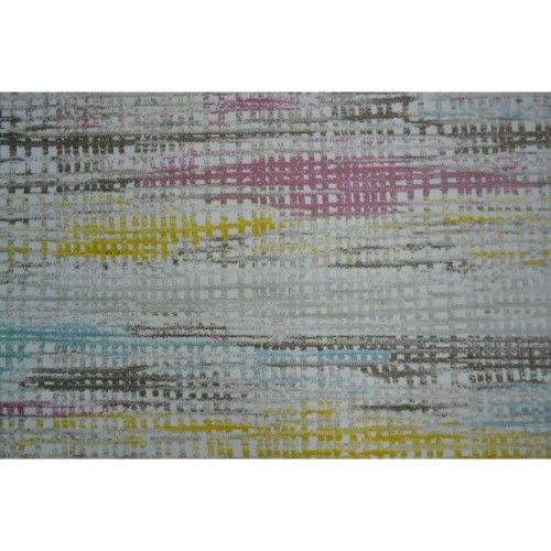 Χαλιά Bellagio Cream Pink/Blue 100x300cm GN3506-1x3