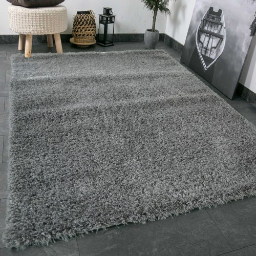 Χαλιά shaggy Infinity Soft Touch Grey 160x210cm PHB-8082-160