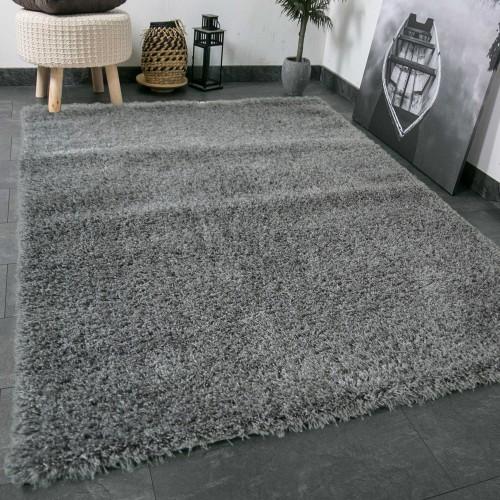 Χαλιά shaggy Infinity Soft Touch Grey 160x210cm PHB-8082-160