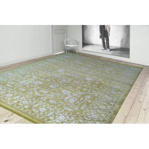 Χαλιά Vintage BUHARA 150x230cm E357B-RPY38- L GREEN-BONE
