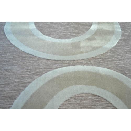 Χαλιά Viscose Chenille Lavi-E 150x190cm 4569-3 L-Beige
