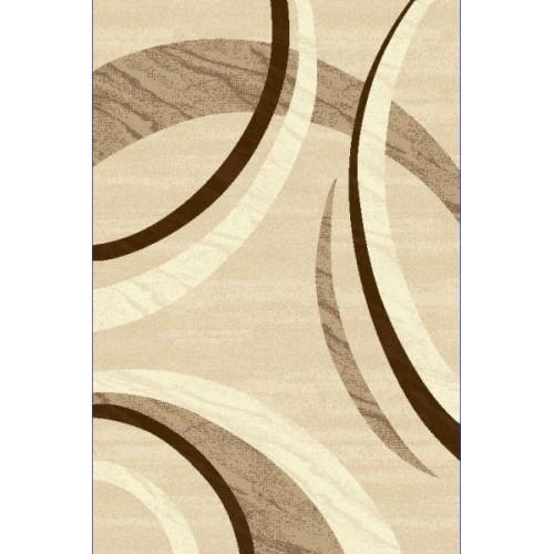 Χαλιά Madison Frieze G2100-3-100 Karamel 100x140cm