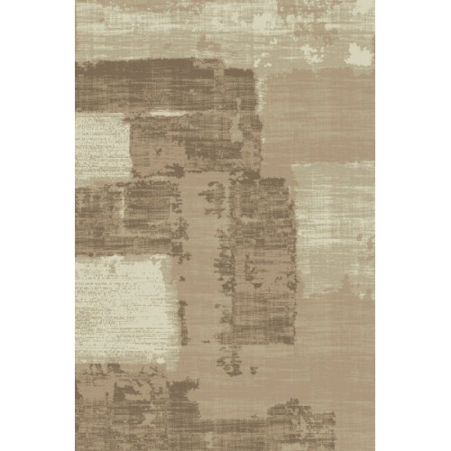 Πατάκι 80X54cm Madison Frieze Dark Beige-Dark Beige KG3144-3