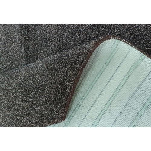 Μοκέτες-Χαλιά Frieze Καφέ με δίχρωμο νήμα καφέ-άσπρο 200x250cm 884-250-1