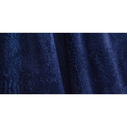 1+1 Δώρο Χαλιά Velvet Soft Touch Shaggy 133x160cm Dark Blue A01820-7-133