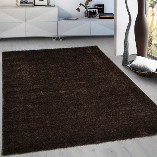 Χαλιά Brilliance shaggy 3D Brown 160x210cm  1774-5-160