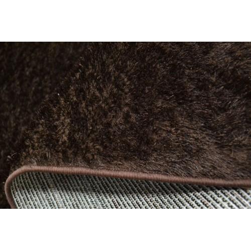 Χαλιά Brilliance shaggy 3D Brown 160x210cm  1774-5-160