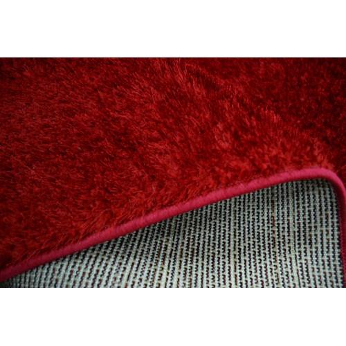 Χαλιά Σετ Κρεβατοκάμαρας 3τμχ Brilliance shaggy 3D Red 1774-4-3-80-115